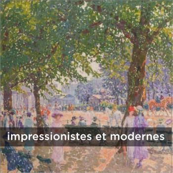 Impressionnistes modernes